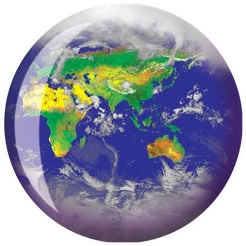 Globe Viz-A-Ball Bowling Ball